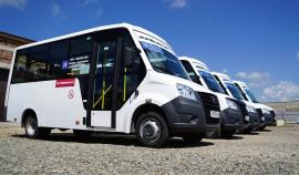 Парк общественного транспорта Грозного пополнится 25 микроавтобусами