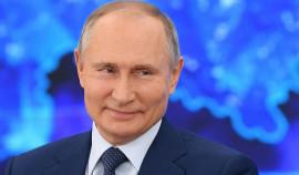 Владимиру Путину исполнилось 69 лет