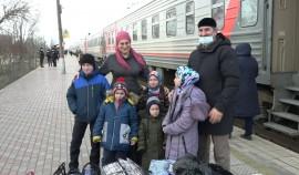 Благодаря Главе Чеченской Республики на Родину возвращены 5 чеченских детей