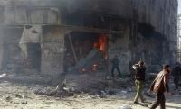 Террористы возобновили ракетные обстрелы жилых кварталов Дамаска
