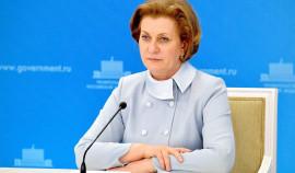Анна Попова сообщила о росте заболеваемости COVID-19 в РФ