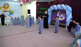В детском саду «Дики» состоялся конкурс чтецов «Аяты из Корана»