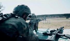 В Чеченской Республике состоялся турнир по тактической стрельбе среди подразделений вневедомственной охраны.