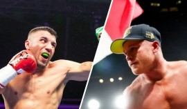 Боксер «Ахмата» Ризван Элиханов стал спарринг-партнером турецкого спортсмена перед боем с Альваресем