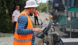 В рамках нацпроекта в Грозном отремонтируют улицу им. Шамсудина Хаджиева