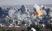 Крупный завод ИГИЛ по производству взрывчатки и боеприпасов уничтожен в Сирии