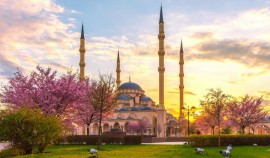 В ЧР за последние полгода возведено 18 мечетей