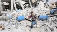 Россиянка спасла детей от взрыва мины в Сирии