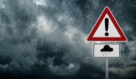 Местами в ЧР ожидаются сильные дожди и шквалистый ветер