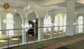 Фонд им. А.-Х. Кадырова построил мечеть на 1000 человек в поселке Алхан-Чурт