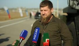 Рамзан Кадыров возглавил рейтинг глав СКФО