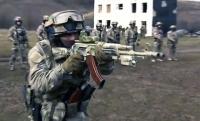 Антитеррористический отряд специального назначения готовится в Чечне