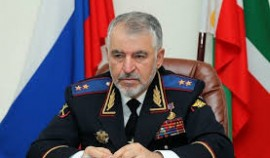 Руслан Алханов провел совещание с руководством Управления экономической безопасности и противодействия коррупции МВД по ЧР