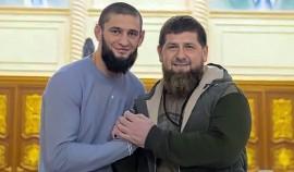 Рамзан Кадыров: Хамзат Чимаев остаётся и будет биться до конца