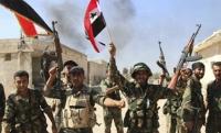 Сирийские войска освободили от террористов город Эль-Карьятейн