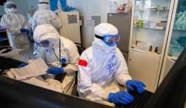 За сутки в России выявили 8 995 случаев заражения коронавирусом