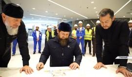 Рамзан Кадыров сообщил дату открытия ТРЦ «Грозный Молл»