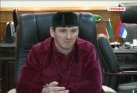 Ислам Кадыров выслушивает доклад по выявлению точек продажи алкоголя