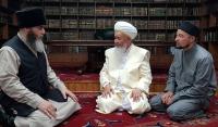 Муфтий Чечни встретился с шейхом Накшбандийского тариката из Узбекистана