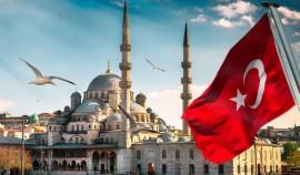 Турцию с января по апрель посетили 552 тыс. российских туристов