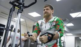 Рамзан Кадыров призвал всех заниматься спортом