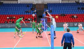 Волейбольный клуб из ЧР сыграет на выезде с московским «ЦСКА»