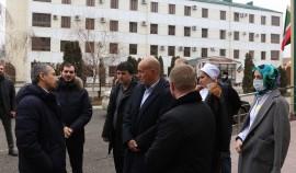 Чеченскую Республику с рабочим визитом посетил председатель совета директоров холдинга «Фармстандарт»