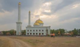 Рамзан Кадыров сообщил дату открытия мечети в поселке имени Джамлайлы Алиханова