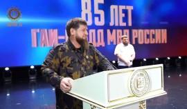 Глава ЧР поздравил сотрудников Госавтоинспекции ЧР с профессиональным праздником