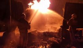 В Чеченской Республике за неделю зарегистрировано 15 пожаров