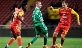 «Ахмат» обыграл тульский «Арсенал» в домашнем матче чемпионата России