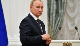 Путин заявил, что не заразился коронавирусом благодаря высокому уровню антител