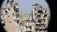 Боевики в Алеппо сдаются правительственным войскам Сирии