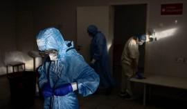 За сутки в России выявили 22 702 случая заражения коронавирусом