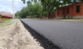 В Грозном завершается ремонт улицы Луначарского