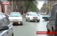 В Чечне новая проблема - пробки на дорогах