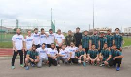 Миннацинформ ЧР провел турнир по мини-футболу среди сотрудников СМИ