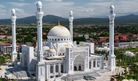 Пятничные молитвы прошли в 17 крупных мечетях ЧР