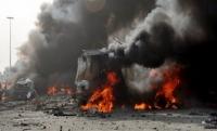 26 беженцев погибли при взрыве грузовика к югу от Мосула