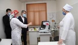 Эльхан Сулейманов оценил состояние дерматовенерологической службы в регионе