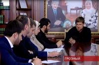 Рамзан Кадыров обсудил проблемы дошкольного образования