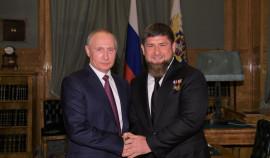 Владимир Путин поздравил Рамзана Кадырова со вступлением в должность Главы ЧР