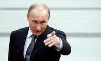 Владимир Путин обвинил киевские власти в терроре
