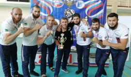 Спортсмены из ЧР завоевали 2 место в Чемпионате по армрестлингу среди глухих и слабослышащих