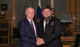 Владимир Путин дал самую высокую оценку деятельности Рамзана Кадырова