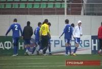 В Грозном провели отбор футболистов в молодежный состав Терека