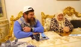 Рамзан Кадыров поздравил Аймани Несиевну с праздником Ид аль-Фитр