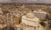 Террористы расстреляли протестующих жителей Алеппо