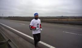 Марафонец пробежит от Москвы до Грозного в честь 70-летия А.А. Кадырова