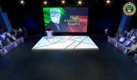 На ЧГТРК «Грозный» прошло торжественное мероприятие, посвященное 70-летию А.-Х. Кадырова